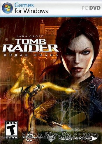 Tomb Raider 3 in 1 (2011/RUS/RePack)