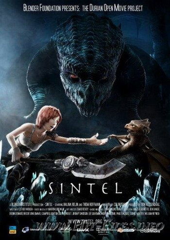 Синтел / Sintel (2010 / BDRip / 1.14Gb)