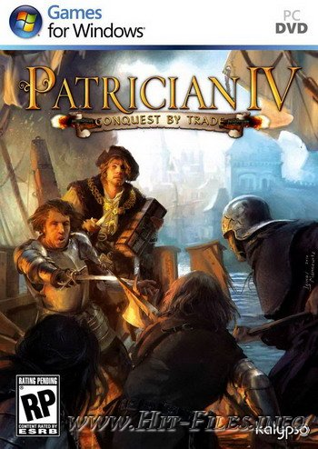 Патриций 4 / Patrician 4: Conquest by Trade ( 2011 / RUS / RePack )