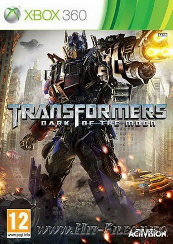 Transformers: Dark of the Moon ( 2011 / ENG / XBOX 360 / RF )