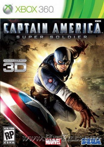Captain America: Super Soldier ( 2011 / ENG / XBOX360 )