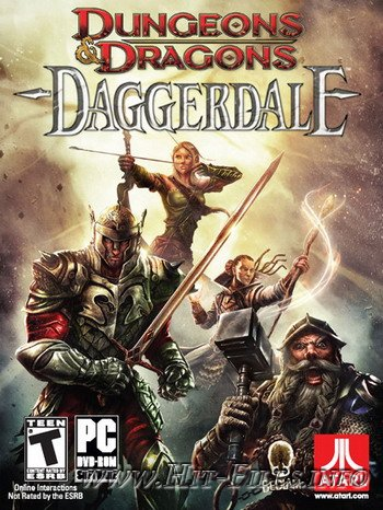Dungeons and Dragons: Daggerdale ( 2011 / RePack )