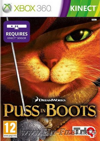 Puss in Boots: The Video Game ( 2011 )