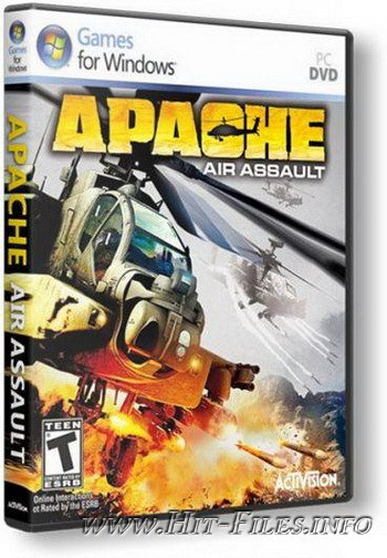 Apache: Air Assault 1.0.0.2 ( 2010 / Rus / RePack )
