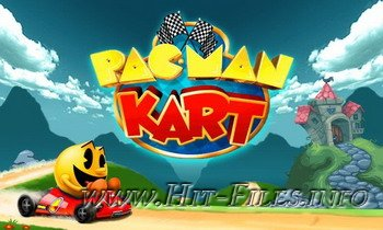 Pac-Man Kart Rally ( 2012 / Аркады / Гонки / Android )