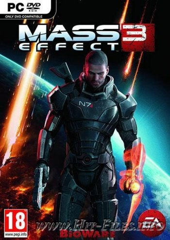 Mass Effect 3 Digital Deluxe Edition ( 2012 / Rus )