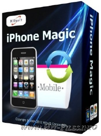 Xilisoft iPhone Magic Platinum 5.2 ( 2012 / Portable )