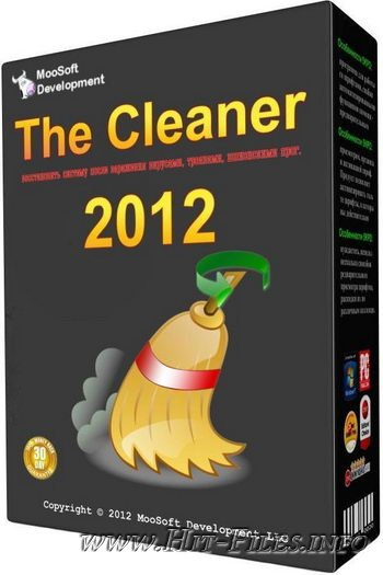 The Cleaner ( 2012 / 8.1.0.1111 / RePack / Portable )