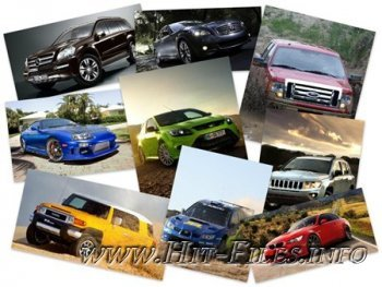 55 Beautiful Cars HD Wallpapers ( Set 107 )