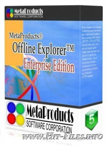 MetaProducts Offline Explorer Enterprise 6.4.3842