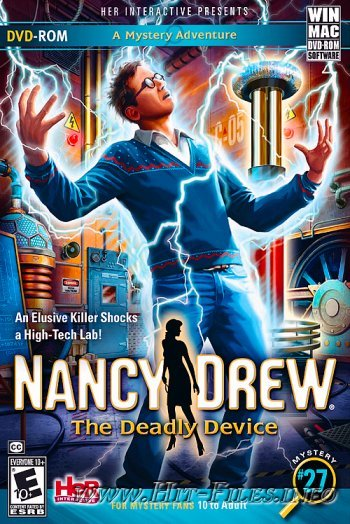 Nancy Drew: The Deadly Device ( 2012 / Eng )