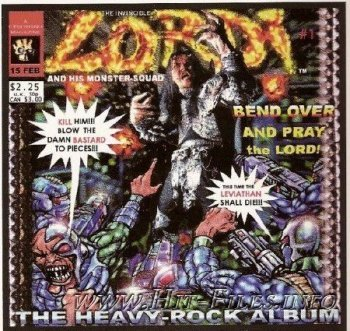 Lordi - Bend Over And Pray The Lord ( 2012 )