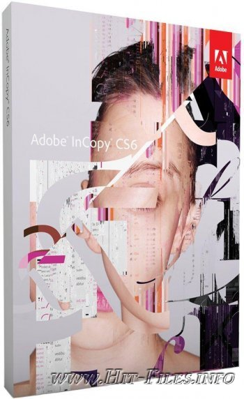 Adobe InCopy CS6 8.0.1.407 DVD Update 2 by m0nkrus ( Rus / Eng )
