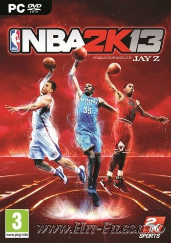 NBA 2K13 ( 2012 / Multi7 / Eng / Full / RePack )