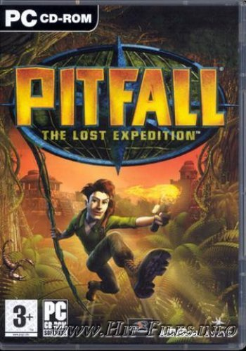 Pitfall: The Lost Expedition ( 2004 / Rus / Eng / RePack )