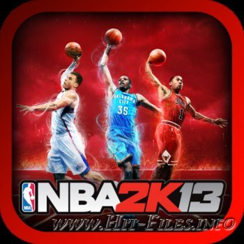 NBA 2K13 ( 2012 / Eng / HD / iPhone / iPad )