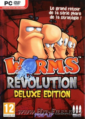 Worms Revolution ( 2012 / Rus / Multi7 / Full / RePack )