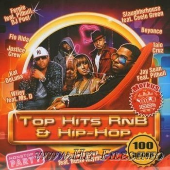 Top Hits RnB & Hip-Hop ( 2012 )