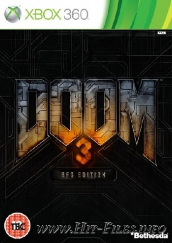 Doom 3 BFG Edition ( 2012 / PAL / NTSC-U / Eng / Multi4 / XBOX360 )