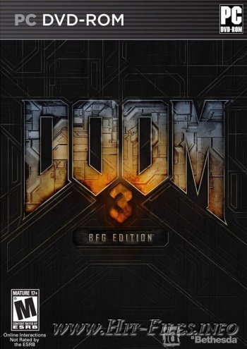 DOOM 3 BFG Edition ( 2012 / Multi6 / Eng / Full / RePack )