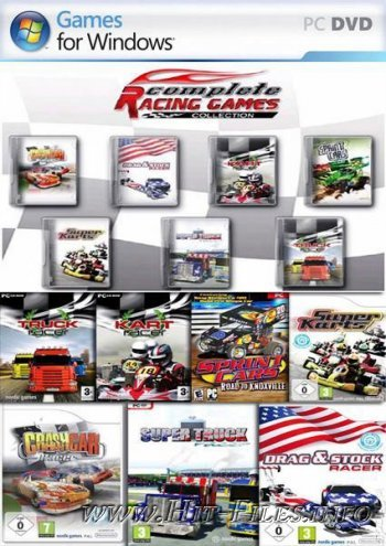 Complete Racing Games Collection ( 2012 / MULTI5 / Eng )