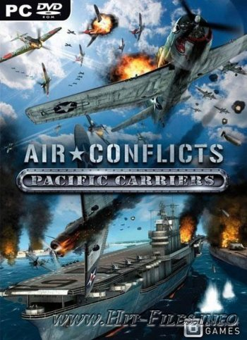 Air Conflicts: Pacific Carriers ( 2012 / Rus / MULTI6 / Repack )
