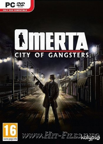 Omerta: City of Gangsters ( 2013 / Eng / MULTI4 / Full / RePack )