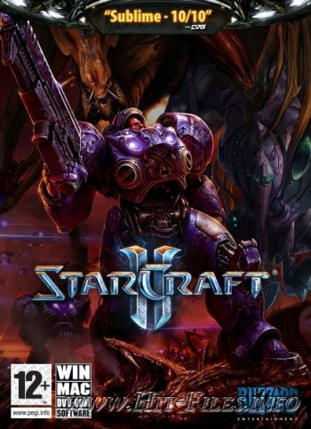 StarCraft 2: Wings of Liberty ( 2010 / Rus / RePack )