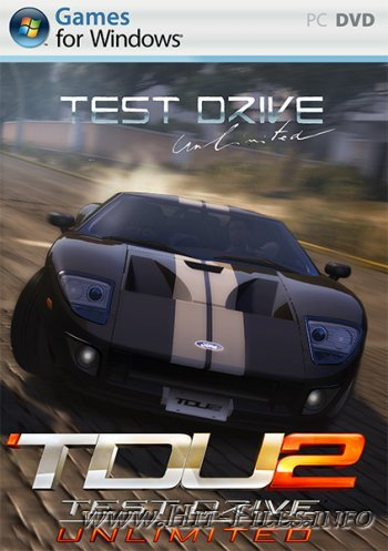 Test Drive Unlimited - Dilogy ( 2008-2011 / Rus / Eng / RePack )