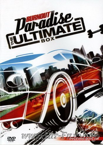 Burnout Paradise: The Ultimate Box ( 2009 / MULTI8 / Rus )