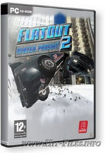 FlatOut 2: Winter Pursuit (2007/RUS/RePack)