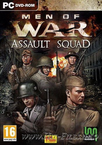 В тылу врага 2: Штурм / Men of War: Assault Squad (2011/RUS/RePack)