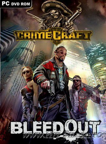 CrimeCraft: Bleedout (2010/RUS/RePack)