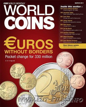 World Coins - March 2011