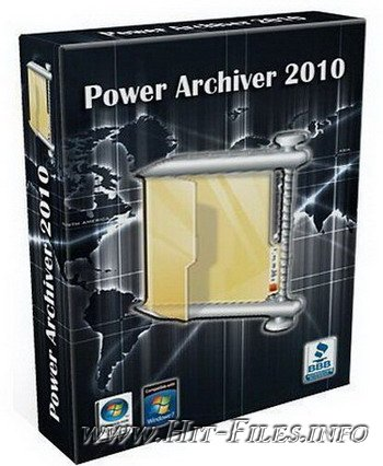 PowerArchiver 12.00 RC2