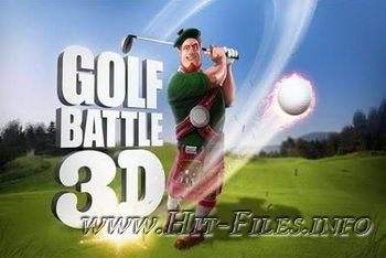 Golf Battle 3D v1.1.4 ( iPhone / iPod Touch / iPad )