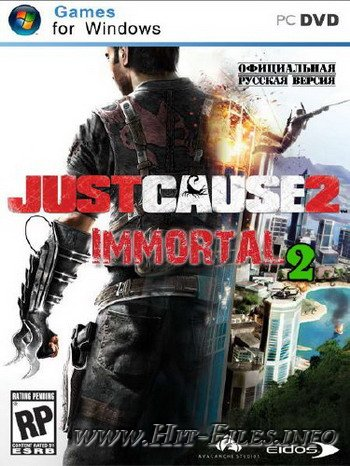 Just Cause 2: Immortal 2 ( 2011 / RUS / FULL )