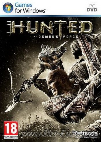 Hunted: The Demons Forge (2011/Rus/RePack)