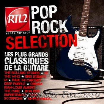 VA - Pop Rock Selection ( 2011 ) 2 CD