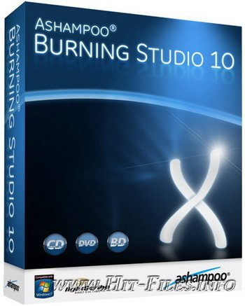 Ashampoo Burning Studio 10.0.11 RePack