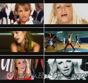 Britney Spears - Megamix 2011 (The Singles 1998-2011) HD 720p