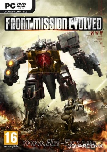 Front Mission Evolved ( 2010 / Rus / RePack )