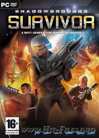 Shadowgrounds Survivor ( 2008 / Rus )
