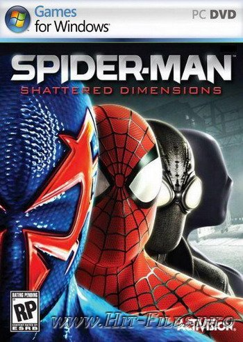 Spider-Man: Shattered Dimensions ( 2010 / Rus / RePack )
