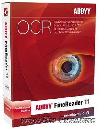 ABBYY FineReader Professional Edition 11.0.102.481 ( 2011 / Rus )