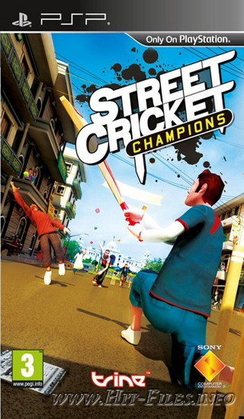 Street Cricket Champions ( 2011 / Eng / PSP )