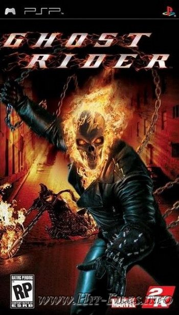 Ghost Rider ( 2007 / Eng / PSP )