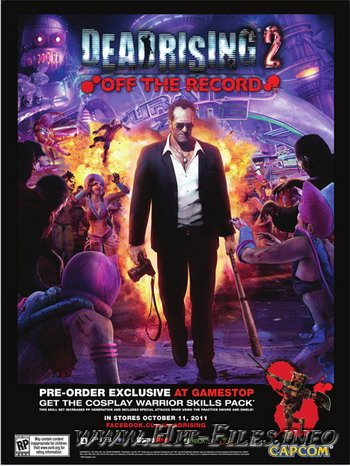 Dead Rising 2 Off The Record ( 2011 / Rus / RePack )