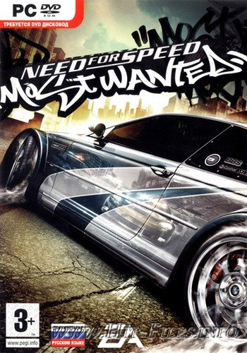 Need for Speed: Most Wanted Modify ( 2010 / Rus / RePack )