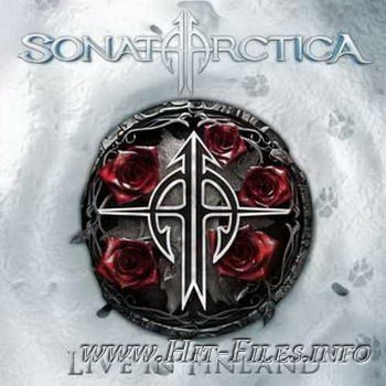 Sonata Arctica – Live In Finland ( 2011 ) ( 2 CD )